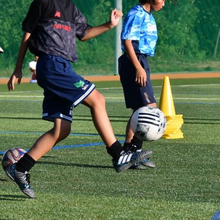 サッカーを通して何を習得するのか