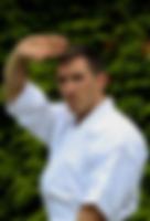 Luke Pecor, Sensei. Greensboro Martial Arts Isshinryu Karate & Brazilian JiuJitsu (BJJ)