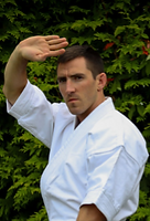 Luke Pecor, Sensei. Greensboro Martial Arts Isshinryu Karate & Brazilian JiuJitsu (BJJ)
