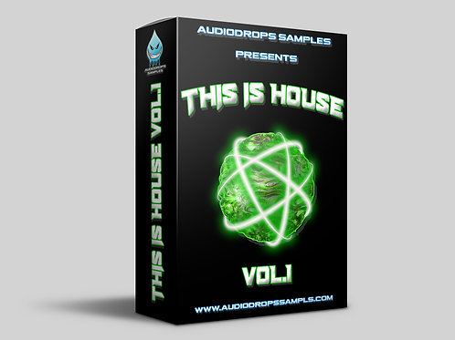 Audiodrops Samples - This Is House Vol.1