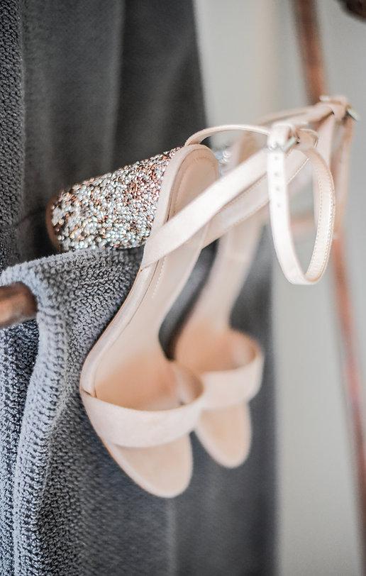 Sammy Jade Photography / Wedding Photographer / Wedding shoes / Aldo heals / Fine Art