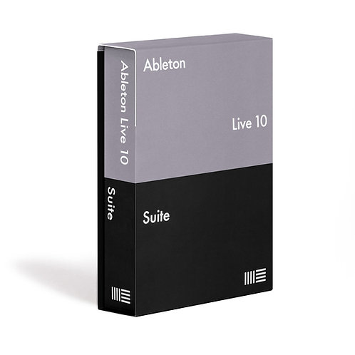 Ableton Live 10 Suite EDU (Downloaded)
