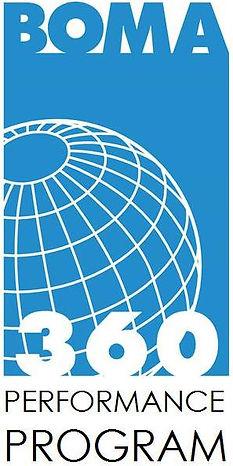 BOMA 360 Logo