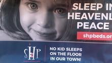 Volunteer Day: Sleep in Heavenly Peace