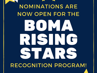 Nominate a BOMA Rising Star!