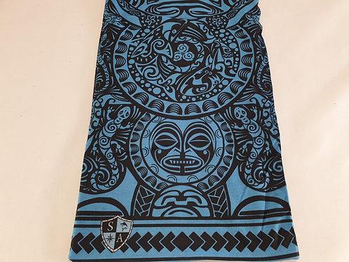 Polynesian Blue Thermal Face Shield