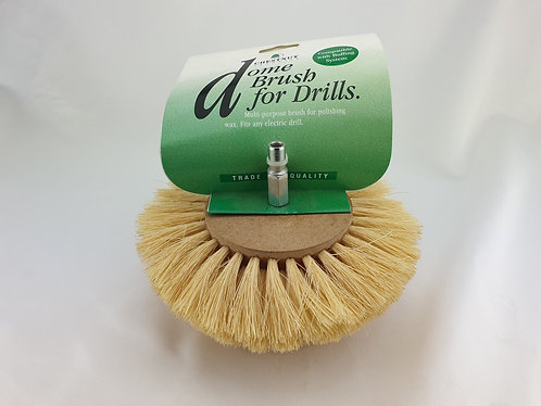Dome Brush for Drills