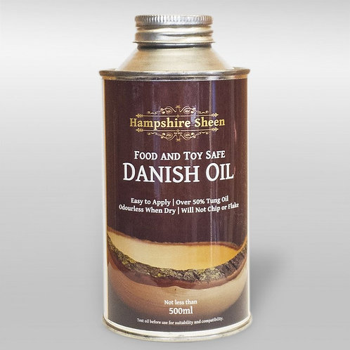 Hampshire Sheen Food-Safe Danish Oil