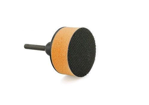 "Flexipads 50mm (2"") GRIP Soft 6mm Spindle Pad 48210"