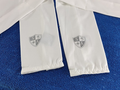 White Single Arm Sleeve