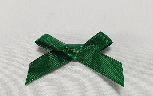 Satin Ribbon Bows 3cm 10 Pack