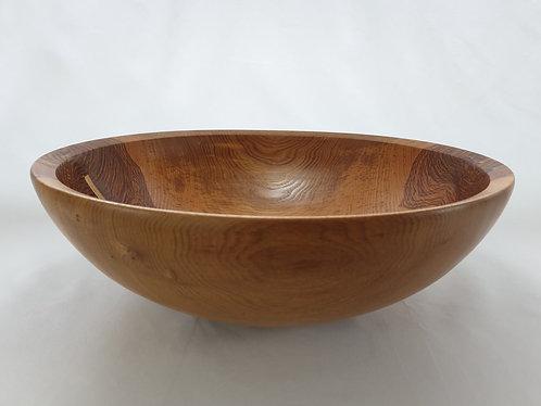 Food-Safe Bowl in Olive Ash Large