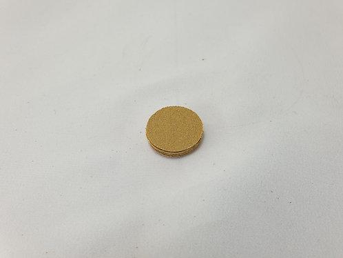 1 Inch Velcro Hook and Loop Sanding Discs x 5