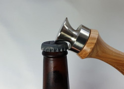 Bottle Opener in Ash