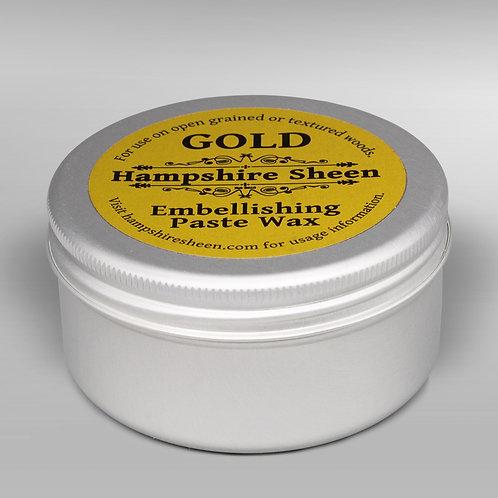 Hampshire Sheen Gold Embellishing Wax