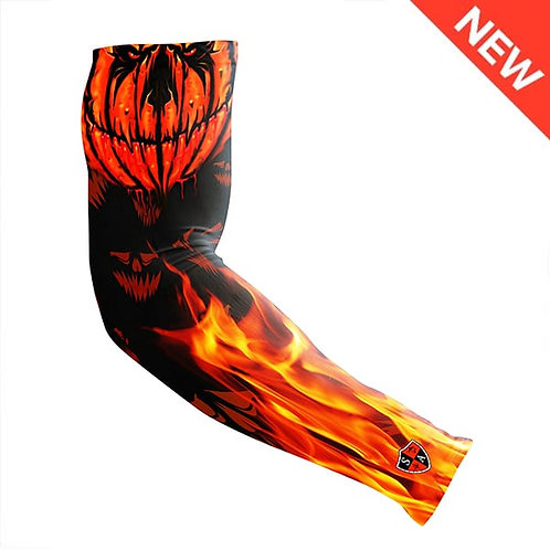 Jackolantern Flame Single Arm Sleeve