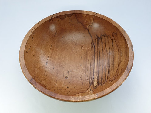 Decorative Spalted Beech Bowl