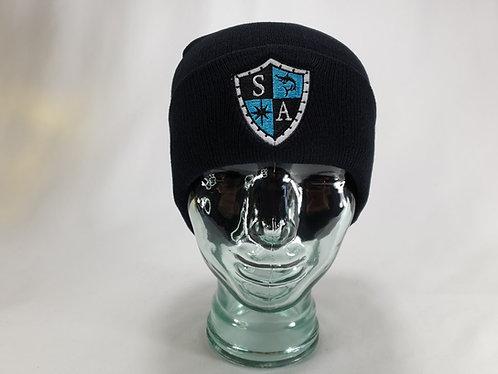 Blue SA Shield Beanie