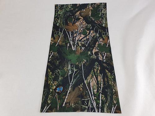 SA Dark Forest Camo Dregs Face Shield