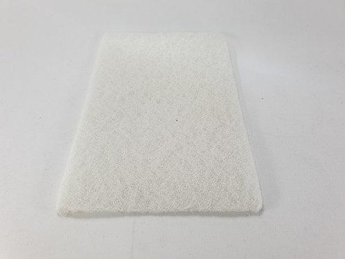 Nyweb Pads - Post Sanding Smoothing Pads - Orange - Non Abrasive