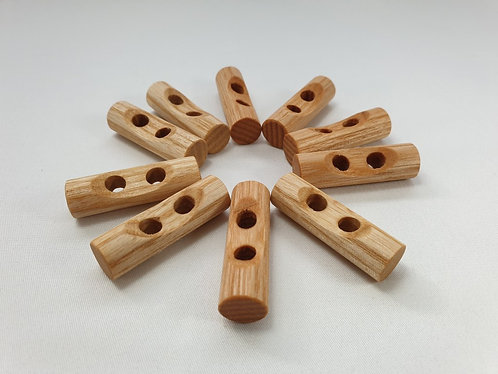 Ash Toggle Buttons