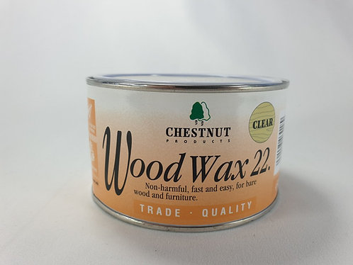 Clear Wood Wax 22