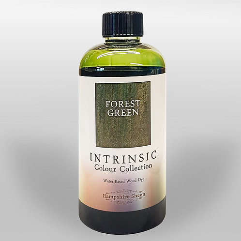 250ml Intrinsic Colour Bottle - Forest Green