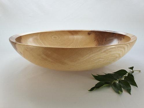 Large Food-Safe bowl in Glencar Ash