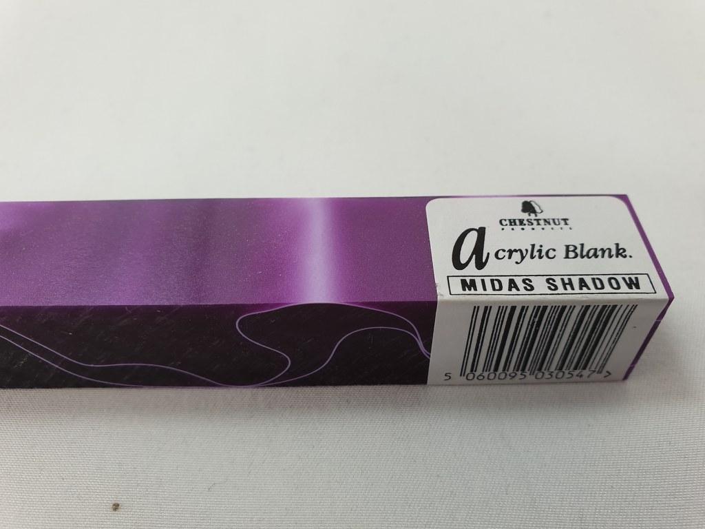 Acrylic Pen Blank