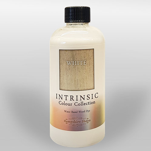 250ml Intrinsic Colour Bottle - White