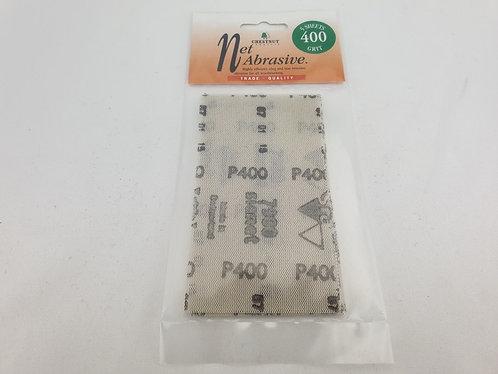 Chestnut Net Abrasive 400 Grit 5 Sheet Pack