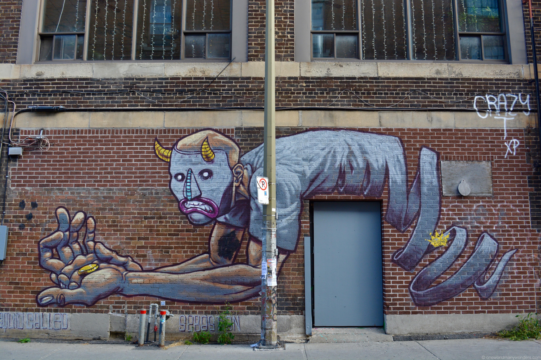 Montreal street art