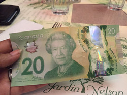 Canadian $