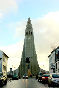 Hallgrímskirkja church, ReyKavik