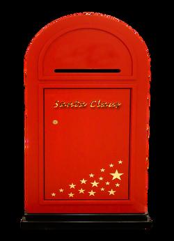 Santa Claus Postbox - Greenland