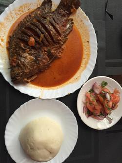 Mama Oliech Restaurant, Nairobi