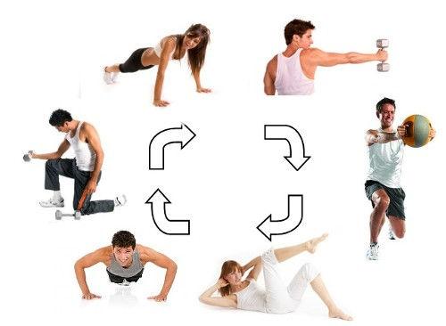 Le circuit training est une méthode d'entraînement qui consiste à réaliser plusieurs exercices les uns après les autres, avec pas ou très peu de temps de récupération. Une fois la totalité des mouvements effectués, l'enchainement est repris depuis le début.