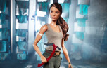 TOMB RAIDER Barbie Unveiled Ahead of March Film Premiere