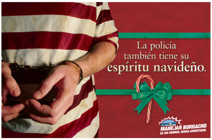 TMNCorp. National Highway Traffic Safety Administration/Drunk driving campaign