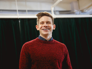 Playbill.com: A Look at Kris Kringle the Musical