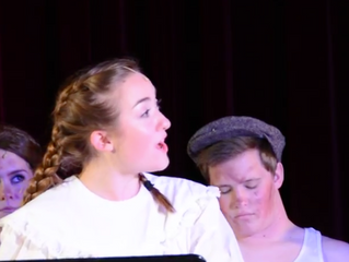 Boyd opens Peter Pan! a musical adventure at Your ACT
