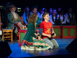 PRODUCTION PHOTOS: Off Broadway Production of Kris Kringle the Musical!