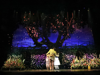 Broadway World Review: THE SECRET GARDEN Enchants at Shakespeare Theatre Company