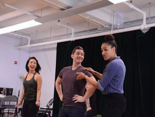 Playbill.com: FIRST LOOK: The Cast of Kris Kringle, The Musical Sings 'Skip Ba Doo'