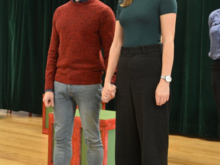 Playbill.com: FIRST LOOK: Andrew Keenan-Bolger and Samantha Hill Perform 'Beautiful' / '