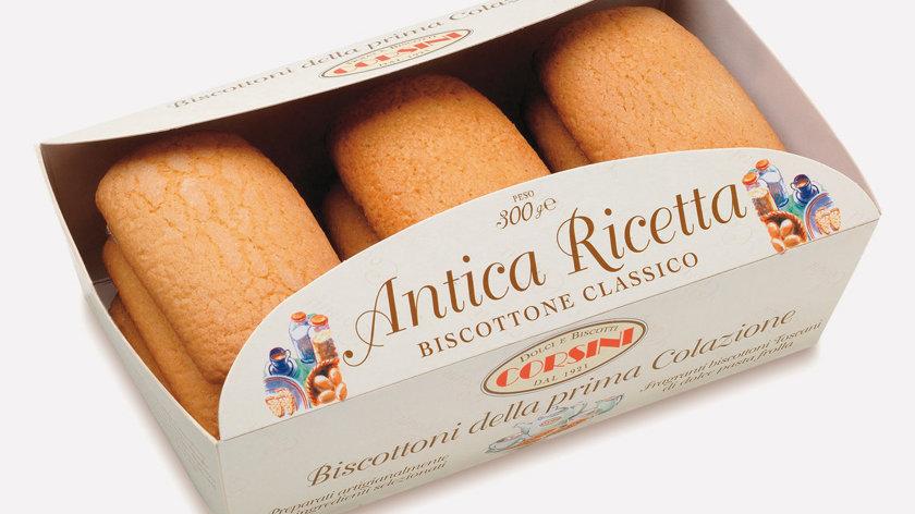 BISCOTTONE - ANTICA RICETTA