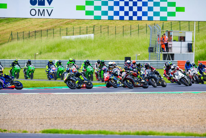 Pro Superstock Cup Most 11.-13.06.2021