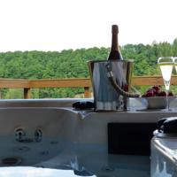 Privater Jacuzzi