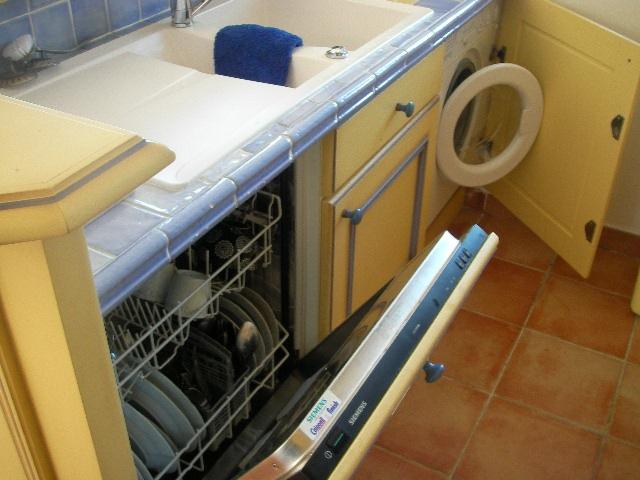 Lave vaisselle et lave linge