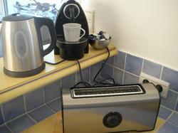 équipement en cuisine